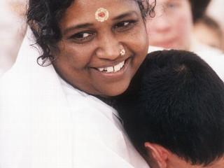 amma hug