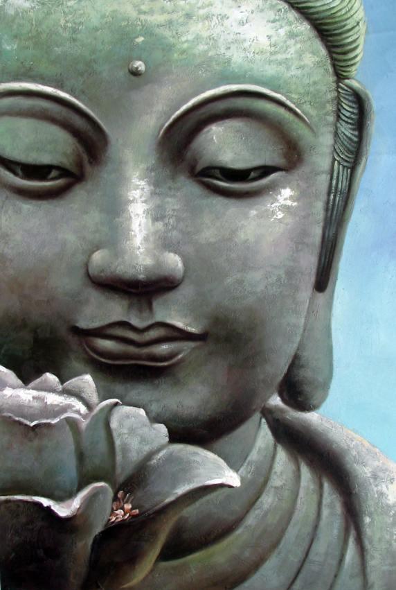buddha heart