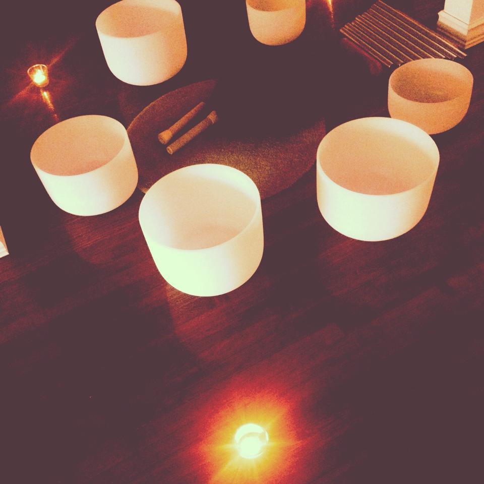 Chakra Bowl Concerts and Sound Healing   Kerri McClain
